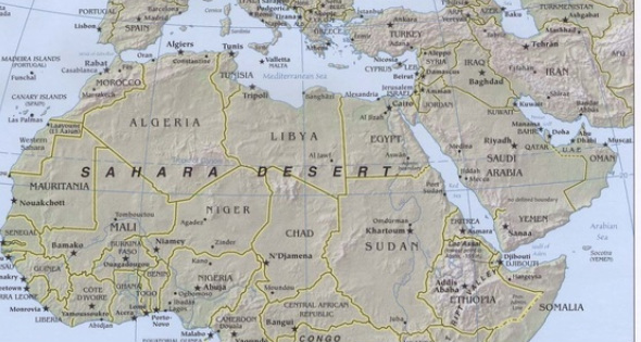 North Africa and Southwest Asia - Welcome to Our World